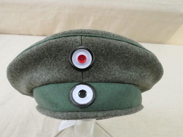 WK1 Prussia Einheits Feldmütze M1917 Krätzchen Gr.57 Robert Lubstein Hunter
