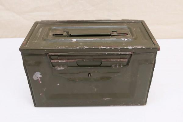 WW2 US Army Ammunition Box CAL. 50 M2 Ammo Box Ammo Metal Box original #3