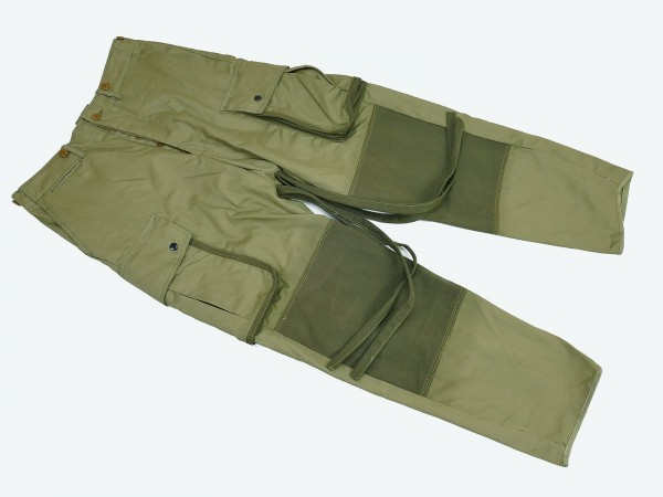 NEW: US WW2 Paratrooper Jump Trousers M1942 Field Trousers Paratrooper 101st Airborne