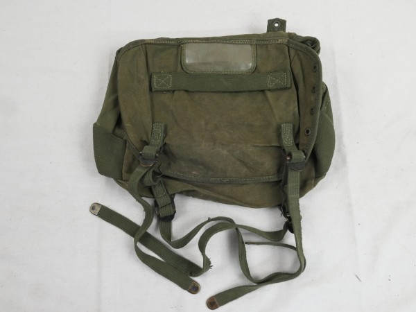 US Pistol Belt Individual Equipment OD LC1 Belt Vietnam 1974 Medium ALICE
