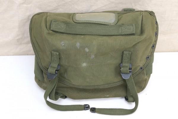 US Army Vietnam Buttpack Assault Bag 1962 Field Pack Combat M-1956 Canvas