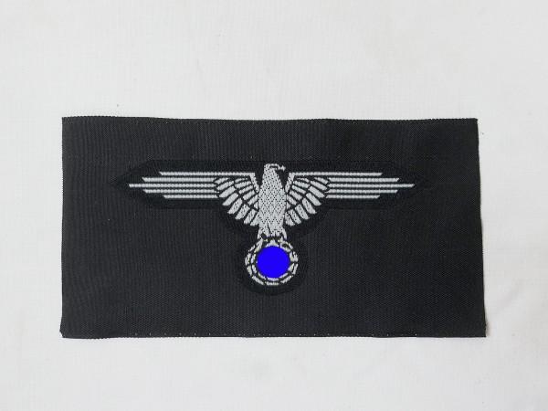 Badge Elite woven sleeve eagle for field blouse