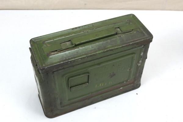 Original WW2 US Army Ammunition Box M2 Ammunition Box 250x CAL.30