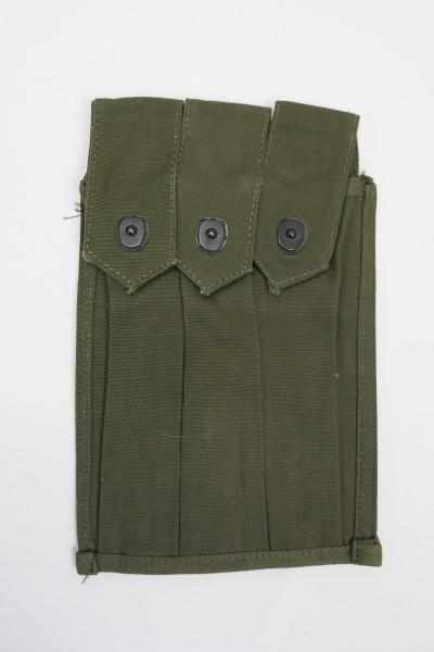 US Vietnam War Pocket Ammunition Magazines SMG M3 Pouch Magazine Pouch Grease Gun #2