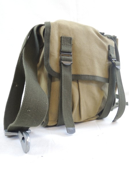 US ARMY WW2 Paratrooper Demolition Bag Blasting Bag Airborne Bag