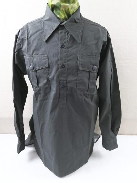 Wehrmacht / WSS soldiers field shirt service shirt field grey uniform shirt