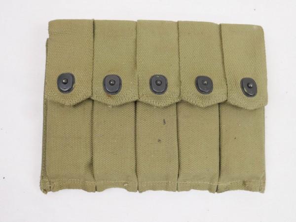 Original WW2 MP Thompson magazine pouch