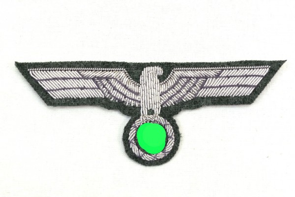 Wehrmacht chest eagle M40 officer embroidered