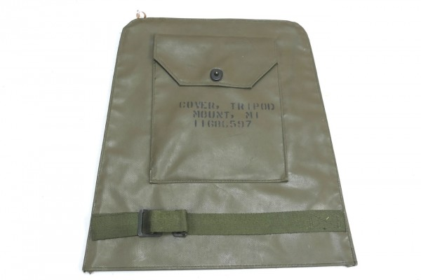 Original US Army Cover for Tripod Mount. M1 686597 Humvee