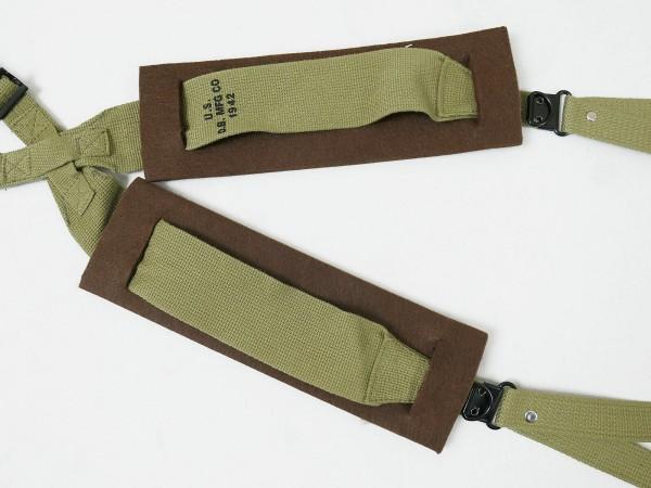 US ARMY WW2 Shoulder Pads Shoulder pads for Suspenders