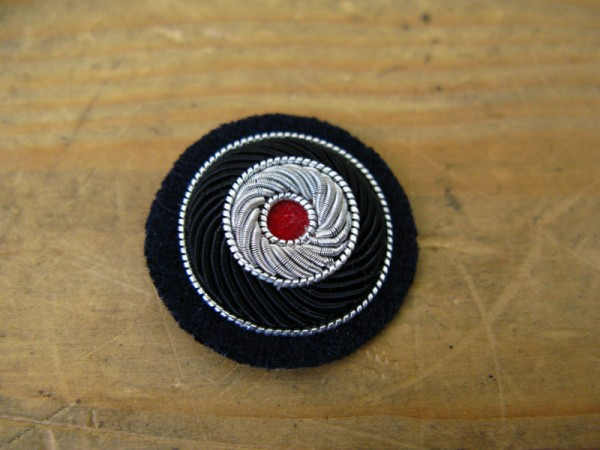 Cockade Air Force Officer