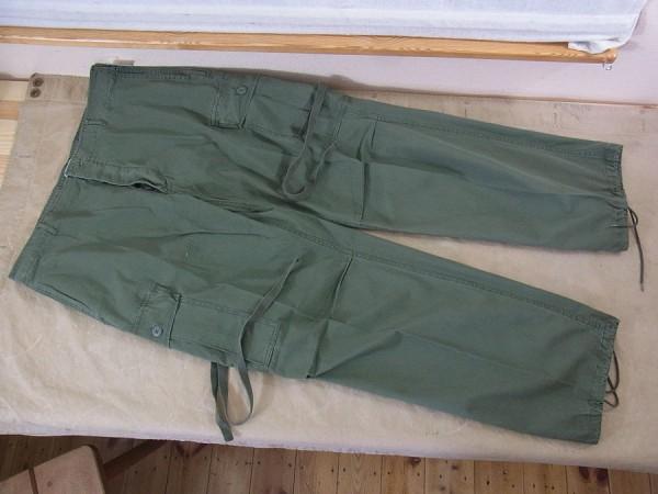 US Army Field Pants Jungle Pants M64 Vietnam olive