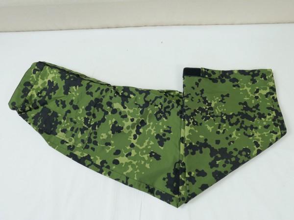 Gr. S - Denmark Gore-tex waterproof trousers Flecktarn HMAK rain trousers