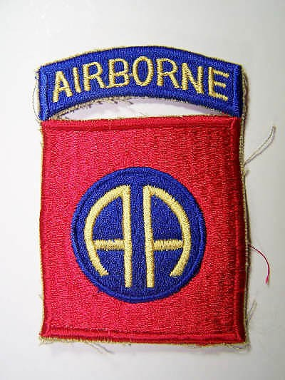 US Army 82nd Airborne Division