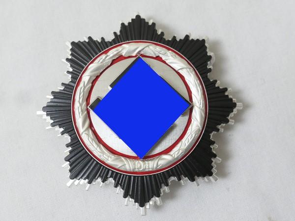 German cross in silver 1941