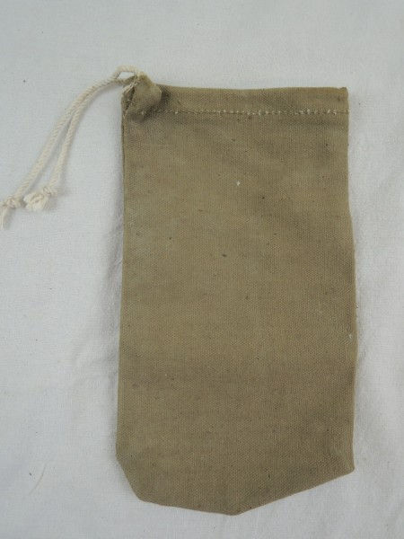 US ARMY WW2 Bag Spare Part Bag for Thompson Submachine Gun cal .45