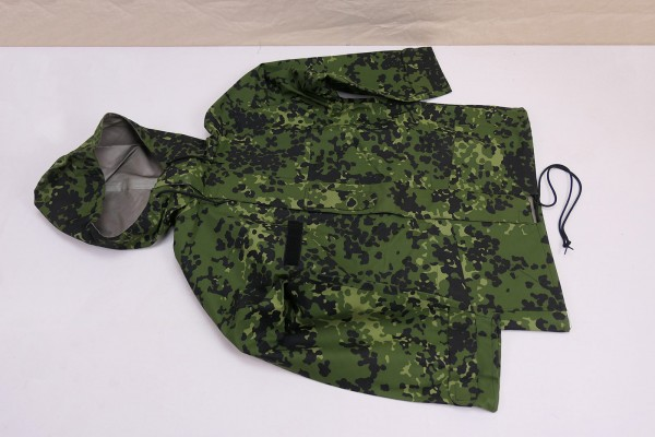 Denmark Gore-tex Waterproof Jacket Size XS Flecktarn HMAK