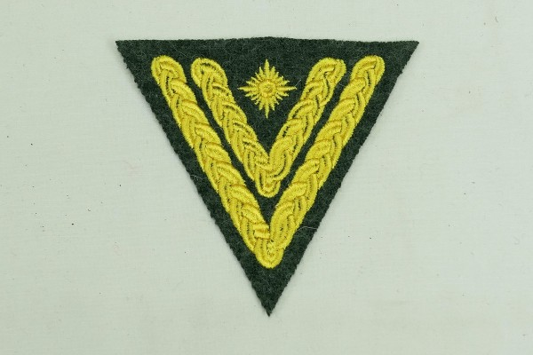 Sailors corporal of the navy angle rank badge sleeve angle