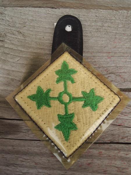 Chest Pendant Vietnam 4th Infantry Division Badge