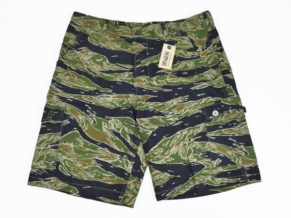US Army Shorts Jungle Trousers Dragon Tiger Stripe Vietnam