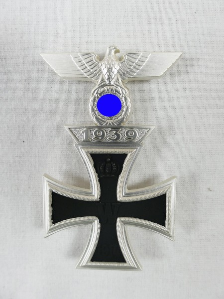 EK1 Iron Cross 1914 1st class with repeat clasp 1939 to Iron Cross 1st class 1914