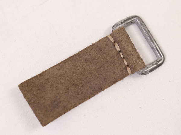 Original WK2 Belt strap Luftwaffe light brown