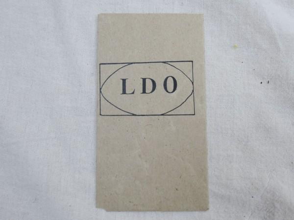 Wehrmacht Award Bag LDO