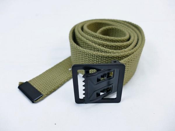 US trouser belt team trouser belt HBT M 1937 belt 50 inch / 127cm