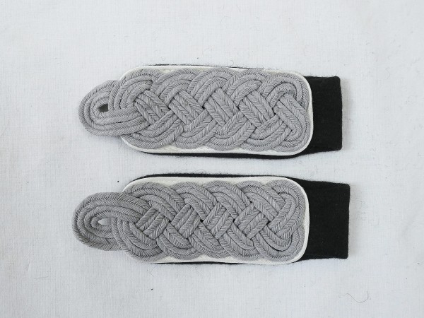 Pair of epaulettes Weapons Elite Infantry Major to sew in Shoulderpieces