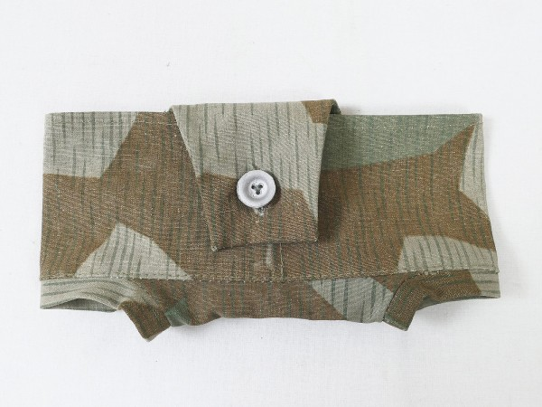 Version B splinter camouflage cover cover for binoculars service glass 6x30 Wehrmacht