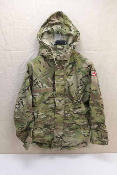 Denmark Gore-tex wetness protection jacket size XS Multicam 2013