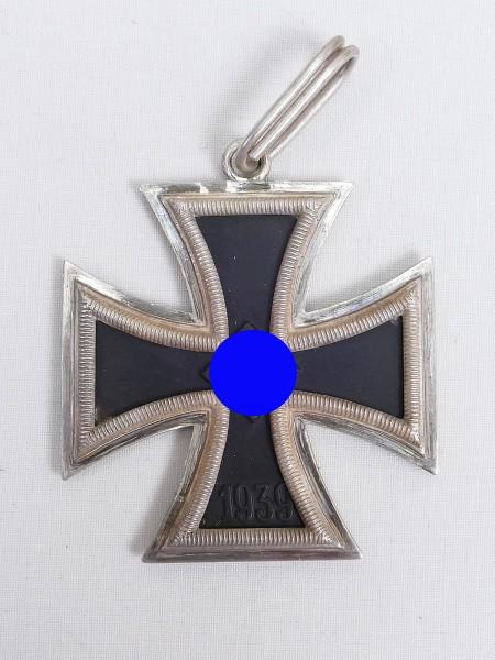 Wehrmacht Knight Cross of the Iron Cross 1939 Manufacturer C.E. Juncker Berlin L/12