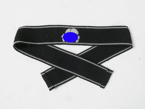Elite Elite Skull Division silver thread embroidered Officer