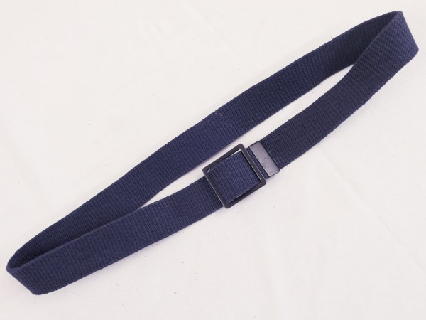 US Trouser Belt USAF Air Force BDU Belt blue 90cm