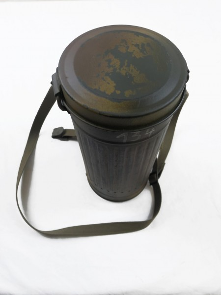 Wehrmacht Gas Mask Can Reproduction