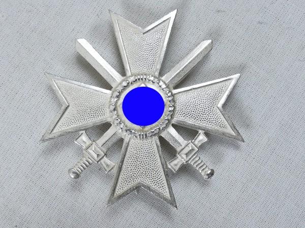 """Wehrmacht KVK War Merit Cross with swords 1st class 1939 manufacturer """"2"""