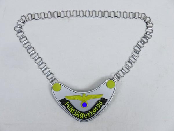 Wehrmacht Ring Collar Feldjägerkorps Collar Shield Army