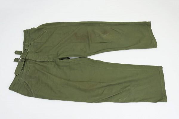 Afrikakorps tropical trousers M40 DAK uniform trousers field trousers