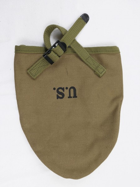US Army T-Handle Shovel Cover Cover Khaki (Repro)
