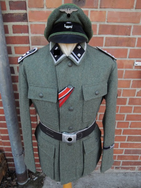 Example of an Elite Uniform according to a template / screenplay / film prop Elite