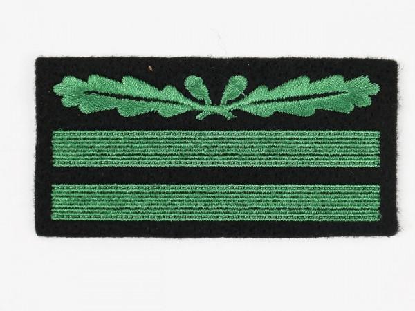 Elite rank badge for camouflage uniforms Obersturmführer WSS