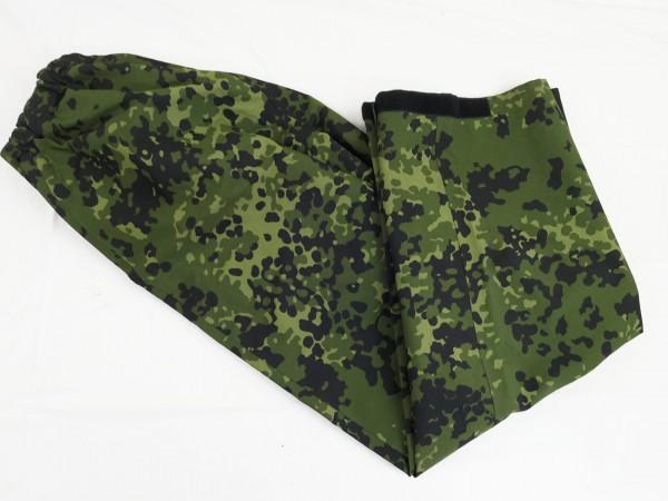 Gr. L - Denmark Gore-tex moisture protection trousers Flecktarn HMAK rain trousers