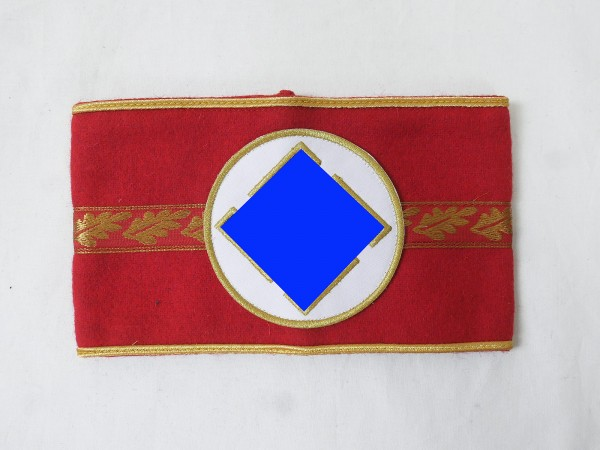 Party Armband Political leader Local group leader