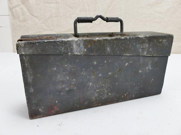 Wehrmacht MG34 MG42 MG cartridge box 41 aluminium HK + WaA belt box #10