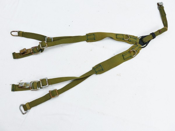 From Museum Wehrmacht DAK Afrikakorps Tropen Web Y-Strap South Front