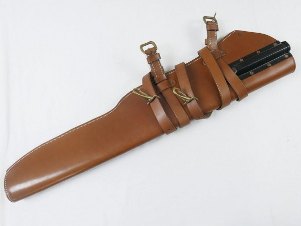 US ARMY WW2 Holster leather holster for M1 Garand / for car Jeep or WLA