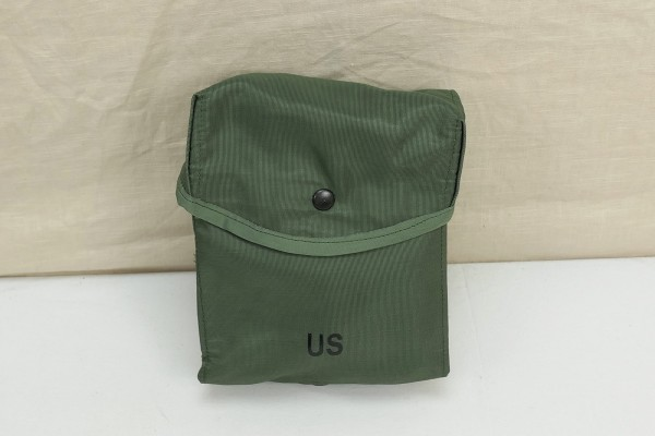 US Army 200rd Small Arms Ammunition Case Pouch MG Nylon Magazine Pouch 5.56mm