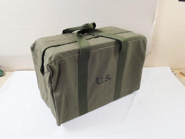 US WW2 JEEP GI Kit Stuff Bag Canvas / Travel Bag Overnight Bag Weekender large