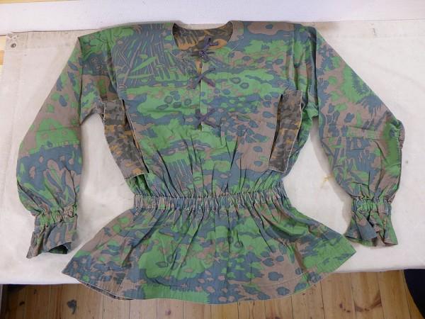 WAFFEN XX slip-on jacket palm camo PALM TREE CAMOUFLAGE SMOCK M40 TYPE I - SIZE II