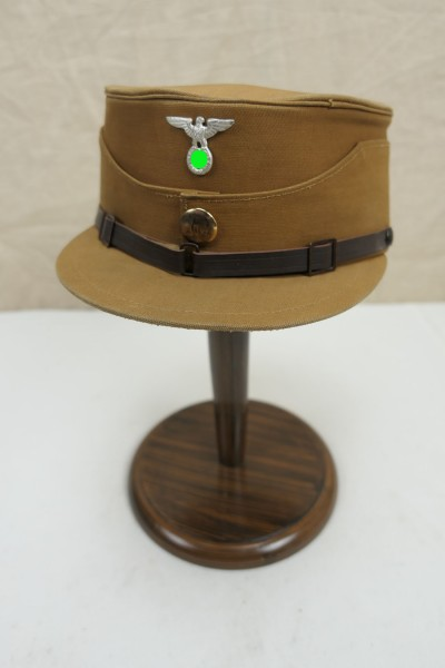 Stock cap SA - design for teams with effects size 57